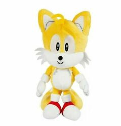 Super Sonic The Hedgehog Tails Plush Doll Stuffed Animal Toys 10in SHIP FROM US $24.99