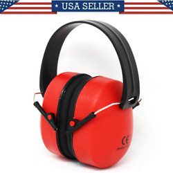 Safety Ear Muffs Ear Defenders for Shooting Hearing Protection $7.99