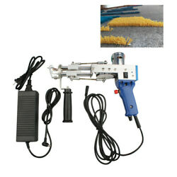 Electric Tufting Gun Loop pile Type Carpet Weaving Machine Rug Making Tools 2020 $147.99