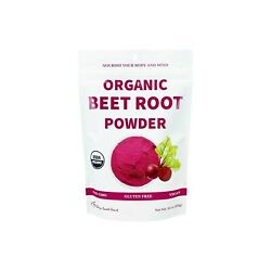 Cherie Sweet Heart Premium Organic Red Beet Root Powder 1 Pound $12.99