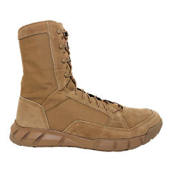 OAKLEY SI LIGHT ASSAULT 2 COYOTE TACTICAL MILITARY BOOTS AR 670 1 NEW $139.99