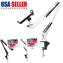 Flexible Long Arms Lazy Bed Stand Clip Holder For Cell Phones Desktop Ipad USA $18.50