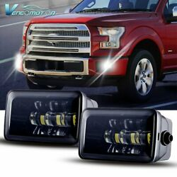 Pair 36W LED Fog Light Assembly Bumper Wihte Lamp Fit For Ford F150 2015 2018 $51.00