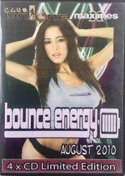 Maximes Bounce Energy August 2010 Scouse House Donk Bounce GBP 6.99