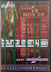 Maximes Bounce Energy November 7th 2009 Scouse House Donk Bounce GBP 6.99