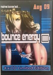 Maximes Bounce Energy August 29th 2009 Scouse House Donk Bounce GBP 6.99