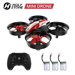 Holy Stone HS210 Mini RC Drone 2.4G 360° Flip Hover micro Quadcopter For Kids US $34.99