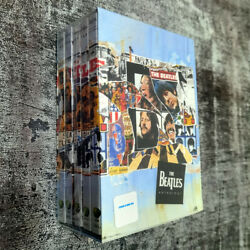 The Beatles Anthology 5 DVD Gift Box Set Brand New Fast shipping Ships 1st Class $35.99