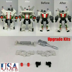 USA 3D DIY upgrade KIT FOR War for TRANSFORMERS Cybertron EarthRise WheelJack $20.15