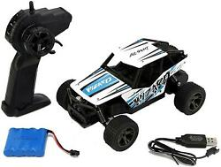 RC Cars Rabing 1:18 Scale High Speed Remote Control Vehicle2.4GHz All Terrain $73.25