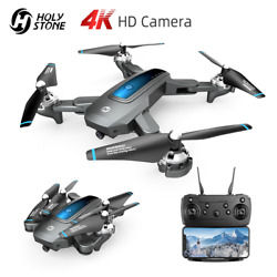 Holy Stone HS240 4K Foldable RC Drones with HD Camera Selfie Altitude Quadcopter $54.99