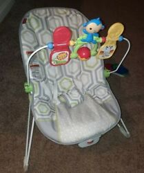 Very Comfy Baby Bouncer for 0 6 months old with music in perfect condition $31.90