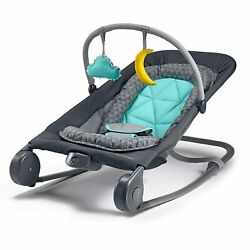 Summer 2 in 1 Bouncer amp; Rocker Duo Baby Bouncer amp; Baby Rocker with Soothing $84.55