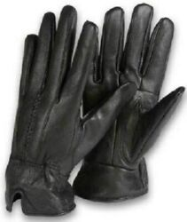Women#x27;s Leather Gloves Women#x27;s Winter Leather Gloves With Thermal Fleece Lining $10.98