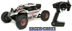 LOSI 1 6 Super Rock Rey 4WD RC Brushless Rock Racer RTR AVC BAJA LOS05016T1 HH $799.99