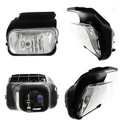 Fog Light Right Passenger For From Chevy Silverado 1 2004 to 2007 $27.49