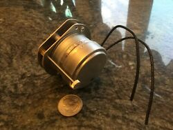 Vintage electric wall and neon clock synchron movement motor D4 back set 1 inch $92.55