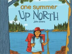 One Summer Up North Hardback or Cased Book $15.56