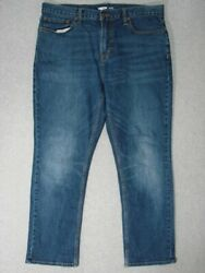 TG09425 **OLD NAVY** BUILT IN FLEX STRAIGHT WOMENS JEANS sz36x30 $15.00
