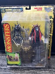 McFarlane Toys MONSTERS Dracula Playset Action Figures NEW $18.00