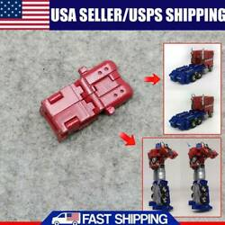 USA ARRIVAL 3D upgrade KIT bag armor FOR earthrise Optimus Prime RED NEW $15.39
