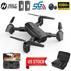 Holy Stone HS350 RC Drone with 1080P HD Camera Selfie Foldable Quad with Case US $55.99