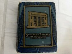 Vintage Banker#x27;s Utilities Co Southern Arizona Bank amp; Trust Co Tucson Bank Box $49.99