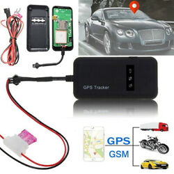 Mini Realtime Car GPS GSM Tracker Locator Vehicle Motorcycle Tracking Device $19.39