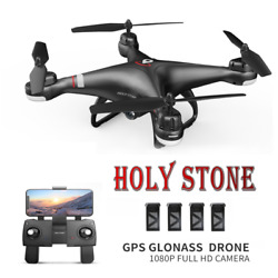 Holy Stone HS110G FPV GPS Drones with 1080P HD Video Camera Quadcopter Follow Me $114.99