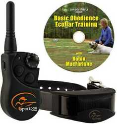 Sport Dog Yard Trainer 100S RCHBL For Large Stubborn DOGS $136.53
