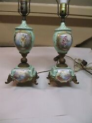 VINTAGE TABLE LAMPS $199.99