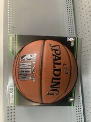 Spalding Basketball Silver Series Indoor Outdoor 29.5quot; Full Size NBA $31.00