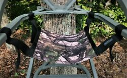 Rustic Outdoor Products Universal Replacement Tree Stand Magnum Camo Seat $28.99
