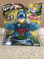 HEROES of GOO JIT ZU Dinogoo Tyro Dino Power JUMBO Large Lights Sounds 2020