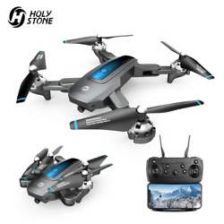 Holy Stone HS240 4K RC Drones with HD Camera Selfie Foldable Altitude Quadcopter $62.27