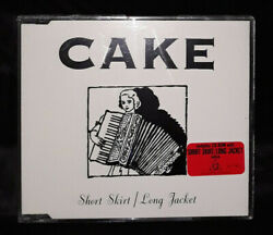 Cake Short Skirt Long Jacket CD Australia AU $7.55