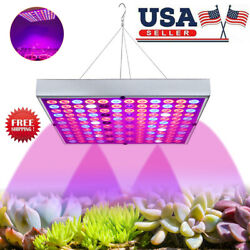 8000W 144 LED Grow Light Hydroponic Full Spectrum Indoor Plant Flower Growing $25.99