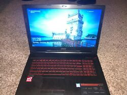 MSI Gl73 8RD Gaming Laptop Used Great For Gaming  $600.00