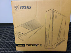 MSI Gaming Desktop MEG Trident X 10SD 864US BNIB $1950.00