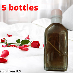 5X Leech Oil 100% Organic For Men Penis Enlarge amp; Become *Big Long Strong Free $54.30