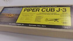 Piper Cub J 3 model airplane. Box only. Nice condition $17.99