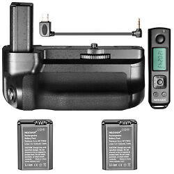 Neewer High tech Camera Wireless Remote Control Battery Grip For Sony A6500 $51.99