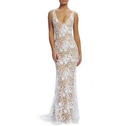 Womens Lace Maxi Dresses Solid Sexy V Neck Bodycon Evening Party Gowns $41.69