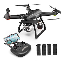 Holy Stone HS700D RC Drone with 2K HD Camera WIFI GPS Brushless FPV Quadcopter $169.99
