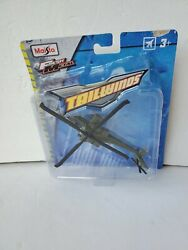AH 64 Apache Helicopter. US ARMY. Maisto Fresh Metal Tailwinds. NEW in Package $14.99