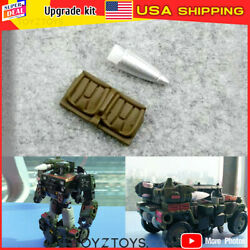 1 Set 3D DIY replenish KIT FOR Siege Hound Chair and weapon TRANSFORM US stock $12.50