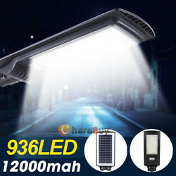 Commercial Street Light Dusk to Dawn 90000LM LED Security Area Parking Lot Lamp