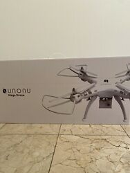 Unonu Mega Drone HD Camera with Extra Battery $350.00