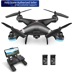 Holy Stone HS110G Drones with 1080P HD Video Camera FPV Quadcopter GPS Follow Me $74.00