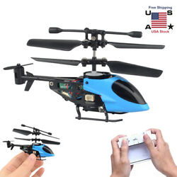 Micro RC Helicopter 2 Channel with Gyroscope Mini Remote Control Helicopter US $16.49